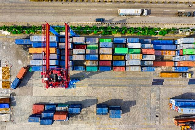 container logistica